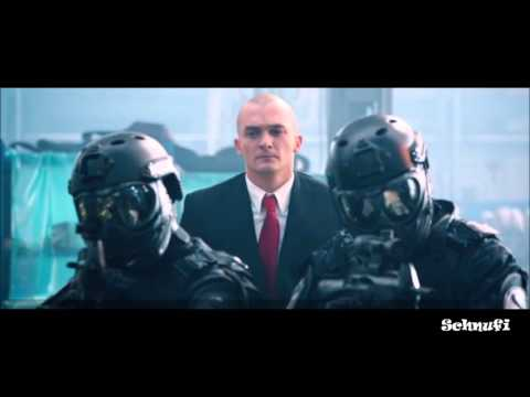 "Hitman Agent 47 - DMX ""X Gon´ Give It To Ya"" Music Video"