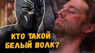 """РАЗБОР СЦЕН ПОСЛЕ ТИТРОВ """"ЧЕРНАЯ ПАНТЕРА"""""""