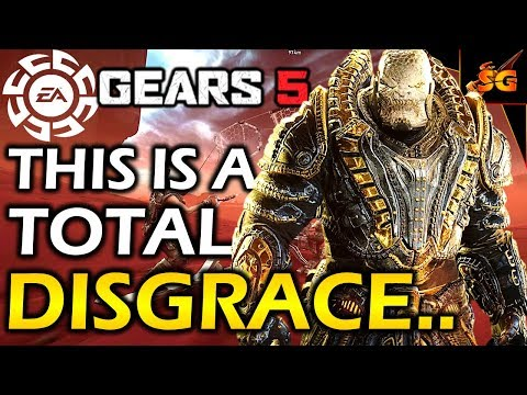 GEARS 5 IS A DISGRACE TO THE FRANCHISE! ENOUGH IS ENOUGH! $20 Characters, Broken Versus, & MORE!