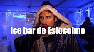 preview picture of video 'Stockholm Ice Bar - Sweden, Ice Bar Estocolmo - Suecia'