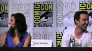 SDCC 2012 Being Human Panel 8 - BeingFans