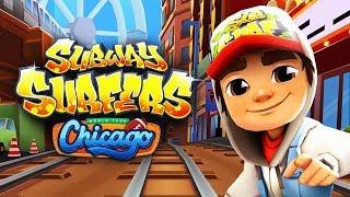 Subway Surfers Chicago 2018 iPad Gameplay HD #5