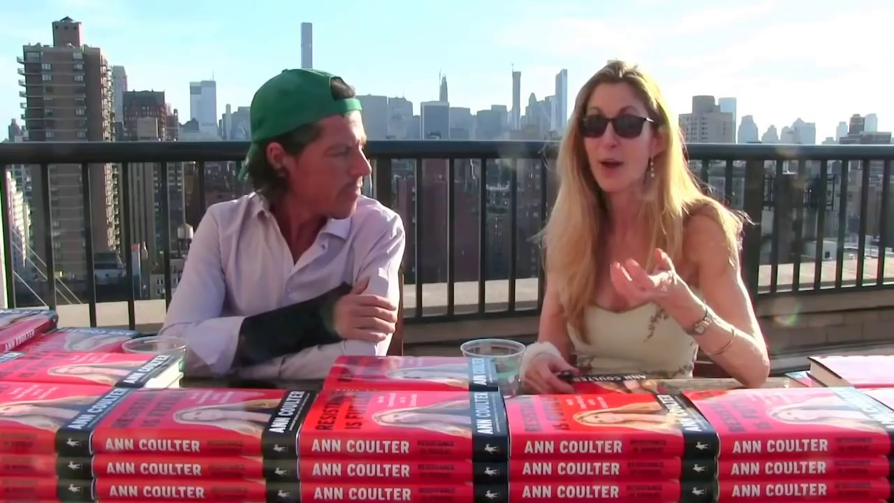 Resistance Is Futile!: How the Trump-Hating Left Lost Its Collective Mind by Ann Coulter