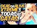 Dead Or Alive Xtreme 3 Todas As Personagens Qual A Mais