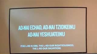 Shabbat Service - November 23, 2019