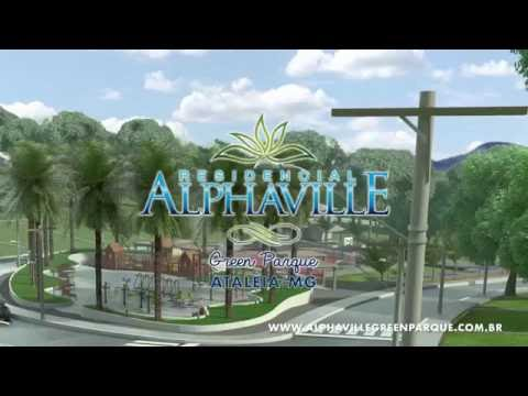 Alphaville Green Parque - Loteamento em Ataléia - JIMA Engenharia