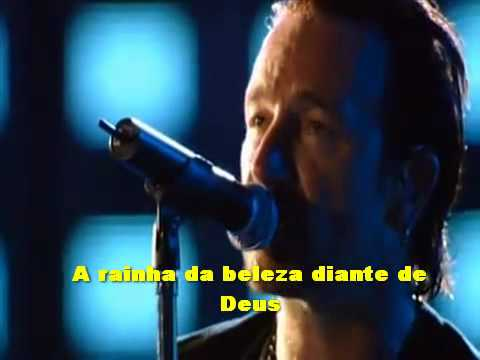 "U2 ""Miss Sarajevo"" (live from Milan) legenda em português BR"