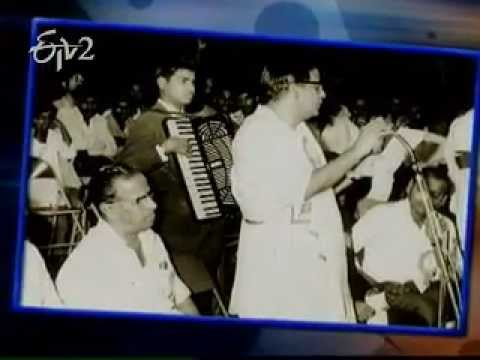 ETV Talkies - Special story on legendary singer Ghantasala Venkateswara Rao Part 2