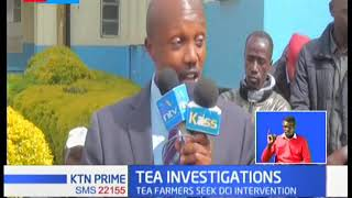 Tea farmers seek DCI investigations into fraud claims
