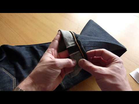 LEVI'S 511 SLIM FIT ETERNAL DAY (Raw Selvedge Denim) – REVIEW