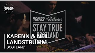 Karenn & Neil Landstrumm - Live @ Boiler Room & Ballantine's Stay True Scotland 2015