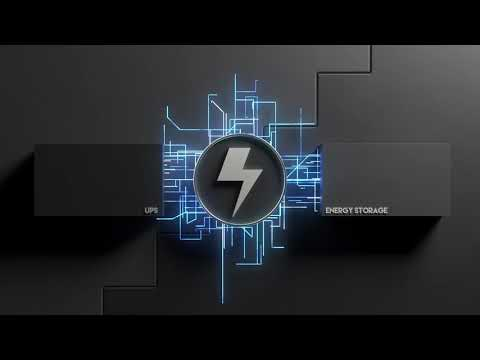 Accumulo di energia, Batterie, Energy storage, UPS