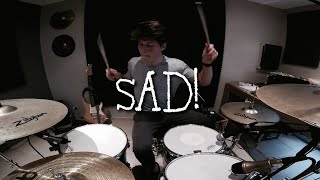 XXXTENTACION - SAD! - DRUM COVER - AVE drums | R.I.P. XXX