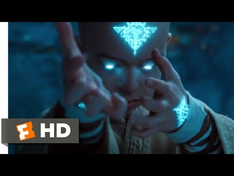 The Last Airbender (2010) - The Avatar State Scene (10/10) | Movieclips