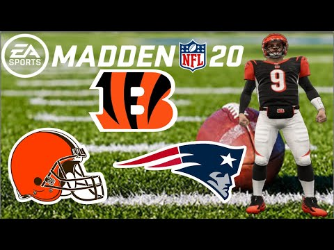Madden NFL 20 PS4 Gameplay (Career Mode Ep.12)