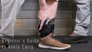Beginner's Guide To Ankle Holsters - Alien Gear Holsters