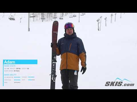 Video: Rossignol Blackops Escaper Skis 2021 1 50