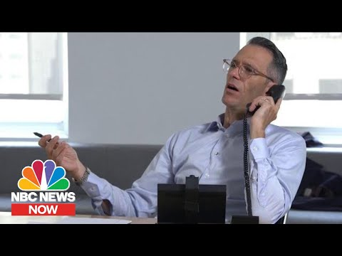 What Do Robocallers Really Want? | NBC News Now