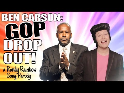 Ben Carson: GOP DROPOUT - Song Parody by Randy Rainbow
