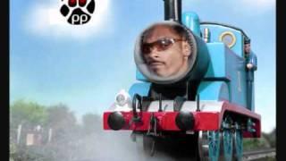 Thomas the Tank Engine Remix - Drop it like it's hot (full version)