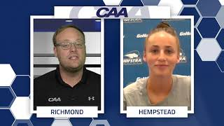 "CAA ""On the Line"" - Hofstra's Lucy Porter"