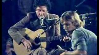 Video: Rare Leonard Cohen Performance Of Az Der Rebe Zingt – Vienna 1976