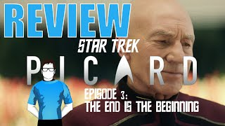 """Star Trek Picard Review 