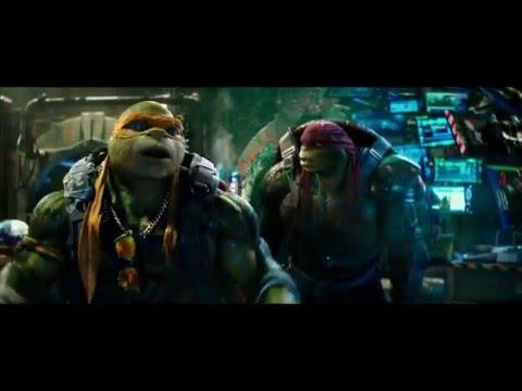 Želvy Ninja 2 (Teenage Mutant Ninja Turtles 2) - oficiální český HD trailer