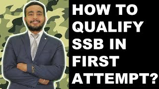 HOW TO QUALIFY SSB IN FIRST ATTEMPT?? || MY PERSONAL SECRETS!!!