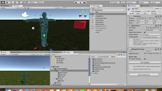 how to make a walking ragdoll in unity - TH-Clip