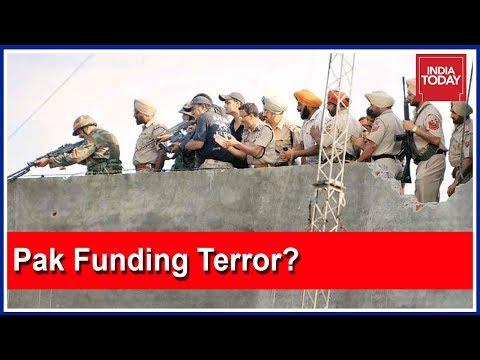Is Pakistan Funding Terror Attacks In Punjab? #AmritsarBlast