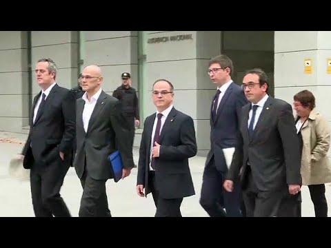 Καταλονία: Ποιοι είναι οι «12» της πολύκροτης δίκης