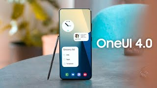 Samsung One UI 4.0  - BIGGER Than You Think!