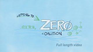 Getting to Zero Coalition: Maritime Shipping's Moon-shot Ambition (full length video)