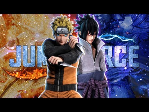 FINALLY USING TEAM 7 ON RANKED! Naruto Gameplay - Jump Force Online Ranked