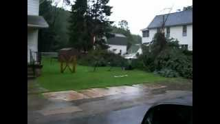 preview picture of video 'Coudersport Storm july 26 2012 pt.3'
