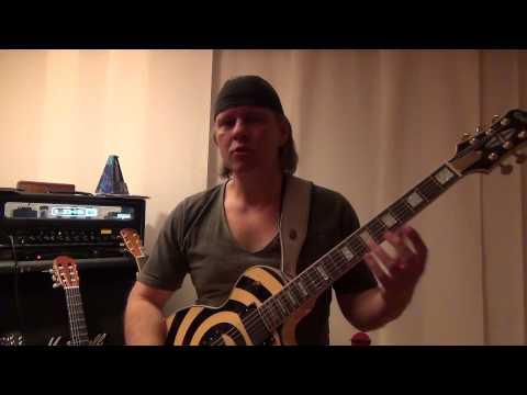 Gitarrentips - Der Gitarrengurt