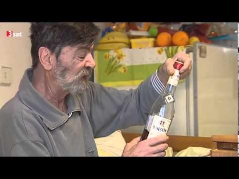 Zu werfen, die Scheibe zu trinken