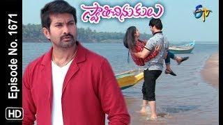 Swathi Chinukulu | 9th January 2019   | Full Episode No 1671 | ETV Telugu