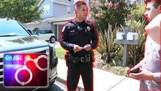 SECUESTRAMOS a mi AMIGO | Llega la POLICIA (HotSpanish Vlogs)