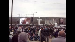 preview picture of video 'Beatificación del Cura Brochero 14-09-2013 - video completo'