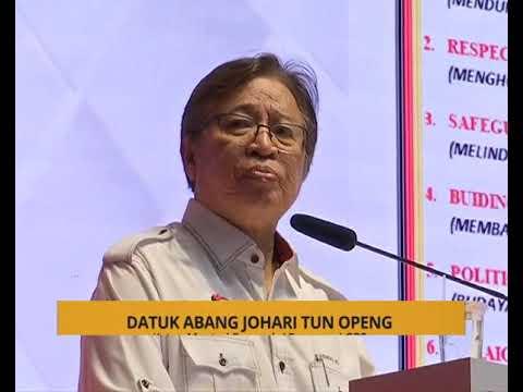 Khabar Dari Sarawak: GPS dilancar, fenomena politik Sarawak berubah