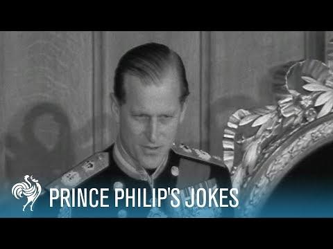 Průpovídky prince Philipa