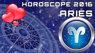 Love Horoscope Aries 2016 Yearly Predictions