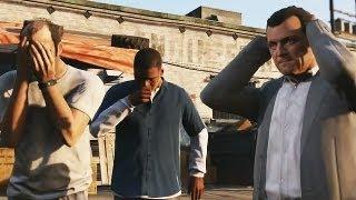 GTA 5 - Trailer #2 zu Grand Theft Auto V (Gameplay)