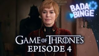 The Last Of The Starks: Game Of Thrones Staffel 8 Episode 4 Review   Bada Binge Spezial #04