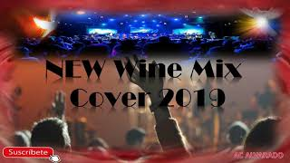 New Wine Mix Cover 2019
