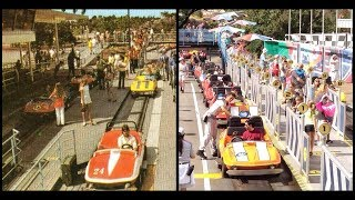 Evolution of Tomorrowland Speedway In Magic Kingdom! DIStory Ep. 2 - Disney Park History!