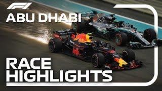 2018 Abu Dhabi Grand Prix: Race Highlights