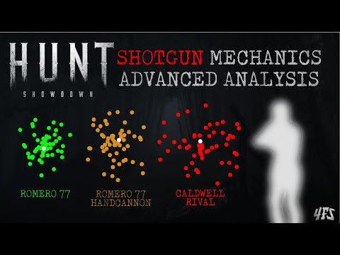 Hunt Showdown: How Shotguns Work (Advanced Analysis)
